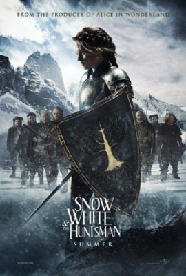 Sneguljčica in lovec - Snow White and the Huntsman