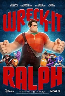 Razbijač Ralph - Wreck-It Ralph