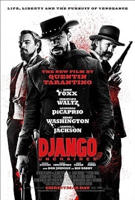 Django brez okovov - Django Unchained