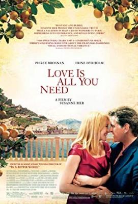 Ljubezen je vse, kar potrebuješ - Love Is All You Need