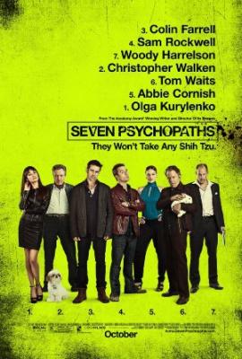 Sedem psihopatov in shih tzu - Seven Psychopaths