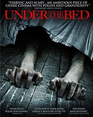 Gost pod posteljo - Under the Bed