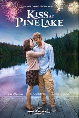 Poljub ob borovem jezeru - Kiss at Pine Lake