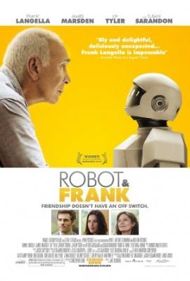 Robot in Frank - Robot & Frank