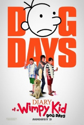 Dnevnik nabritega mulca: Pasji dnevi - Diary of a Wimpy Kid: Dog Days