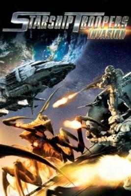Vesoljski bojevniki - Starship Troopers: Invasion