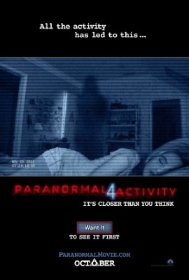 Paranormalno 4 - Paranormal Activity 4
