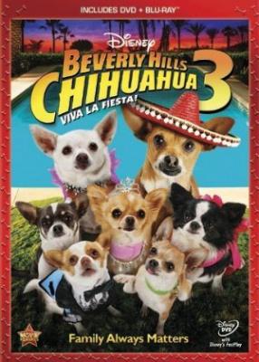 Čivava z Beverly Hillsa 3 - Beverly Hills Chihuahua 3: Viva La Fiesta!