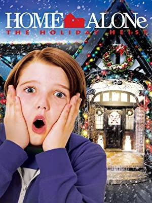 Sam doma 5 - Home Alone: The Holiday Heist