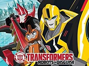 Transformerji: Roboti pod krinko