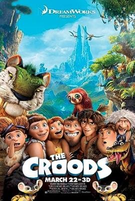 Krudovi - The Croods