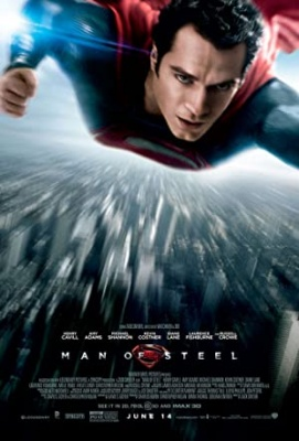 Jekleni mož - Man of Steel