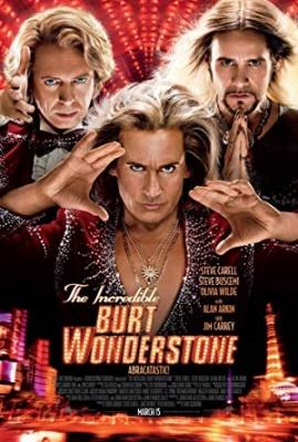 Neverjetni Burt Wonderstone - The Incredible Burt Wonderstone