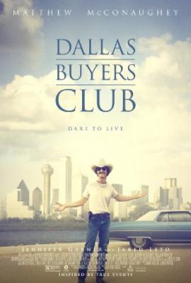 Klub zdravja Dallas, film