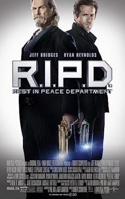 R.I.P.D. - urad za pokojnike - R.I.P.D.