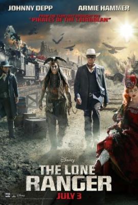 Osamljeni jezdec - The Lone Ranger