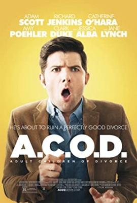 Odrasli otroci ločencev - A.C.O.D.