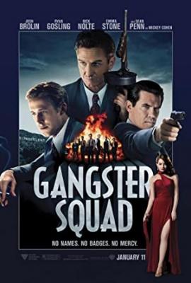 Gangsterska enota - Gangster Squad