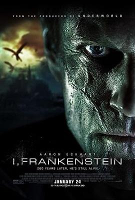 Jaz, Frankenstein - I, Frankenstein