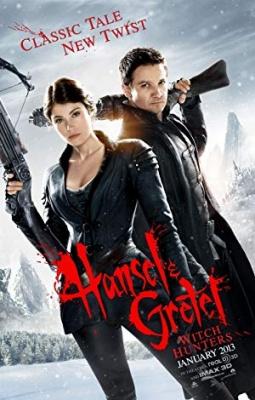 Lovca na čarovnice - Hansel & Gretel: Witch Hunters