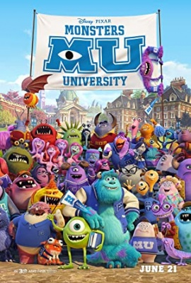 Pošasti z univerze - Monsters University
