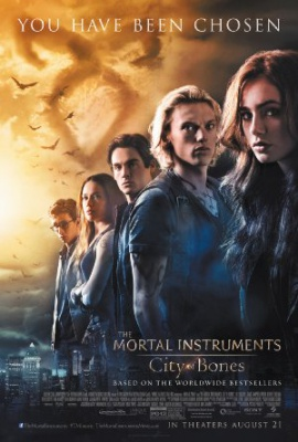 Kronike podzemlja: Mesto kosti - The Mortal Instruments: City of Bones