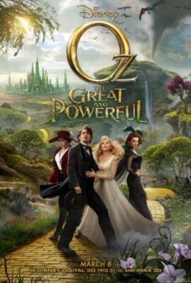 Mogočni Oz - Oz the Great and Powerful