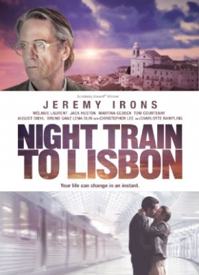 Nočni vlak v Lizbono - Night Train to Lisbon