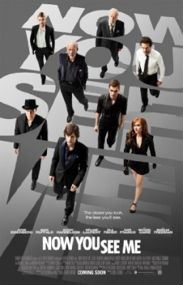 Mojstri iluzij - Now You See Me