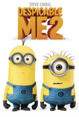 Jaz baraba 2 - Despicable Me 2