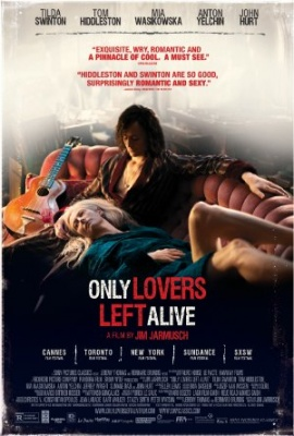 Večna ljubimca - Only Lovers Left Alive