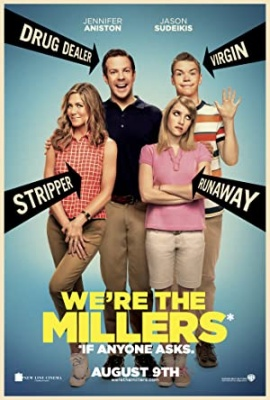 Mi smo Millerjevi - We're the Millers