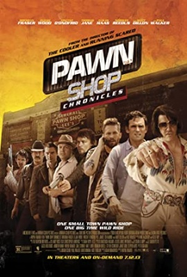 Za zgube ni usmiljenja - Pawn Shop Chronicles