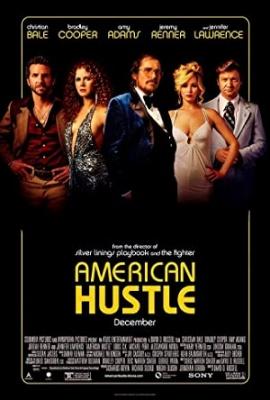 Ameriške prevare - American Hustle