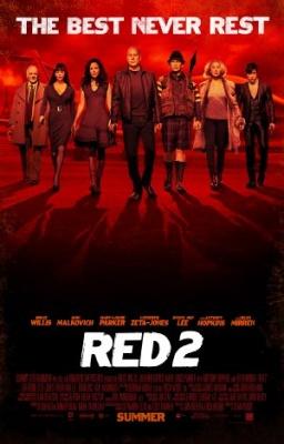 Upokojeni, oboroženi, nevarni 2 - RED 2