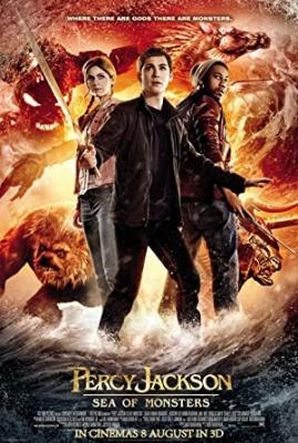 Percy Jackson: Morje pošasti, film