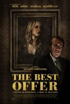 Najboljša ponudba - The Best Offer