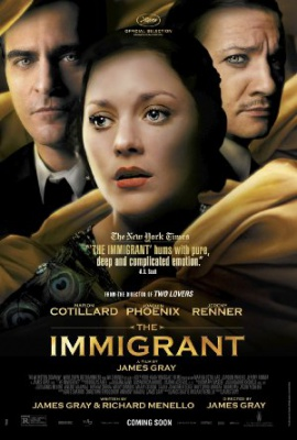 Priseljenka - The Immigrant