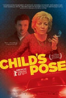 Položaj otroka - Child's Pose