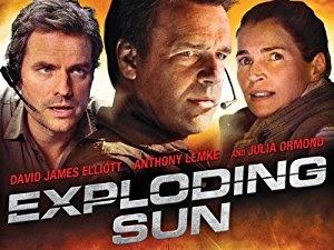 Sončna nevihta - Exploding Sun