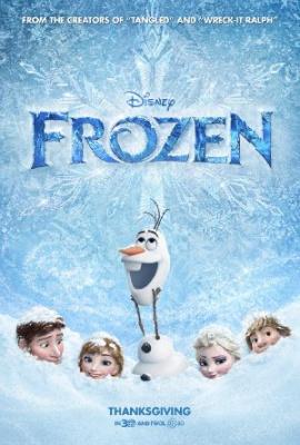 Ledeno kraljestvo - Frozen