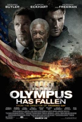 Padec Olimpa - Olympus Has Fallen