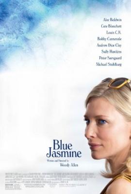 Otožna Jasmine - Blue Jasmine