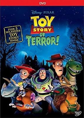Svet igrač: Noč čarovnic - Toy Story of Terror