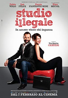 Zaljubljeni odvetnik - Studio illegale