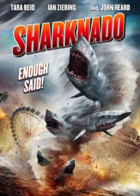 Tornado morskih psov - Sharknado