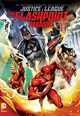 Liga pravice: Časovni paradoks - Justice League: The Flashpoint Paradox