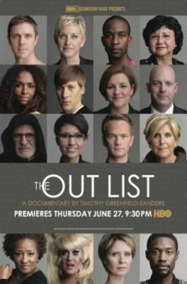 Seznam razkritih - The Out List
