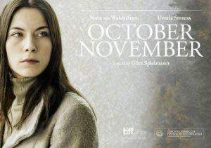 Oktober - november - Oktober November