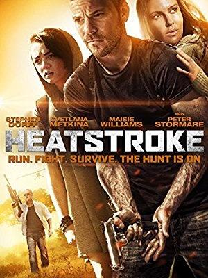 Puščavski pregon - Heatstroke